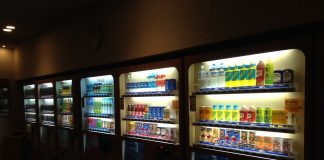 Vending machines: a great idea for a business